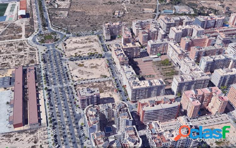 Plazas de garaje zona plaza castilla