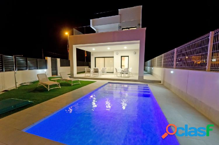 "On1- villa ""bel air rose"" en la marina"