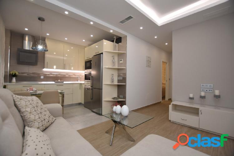 Apartamento totalmente reformado y equipado