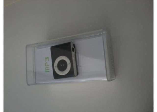 Reproductor mp3 (pack) auriculares,cable usb, mp3 en