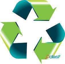 Compra de materiales y vehículos para reciclaje