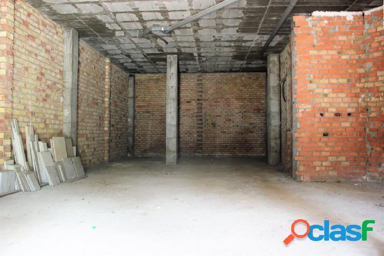 Se vende local 149 m2 con 8.80 mt de fachada en la avenida de bellavista