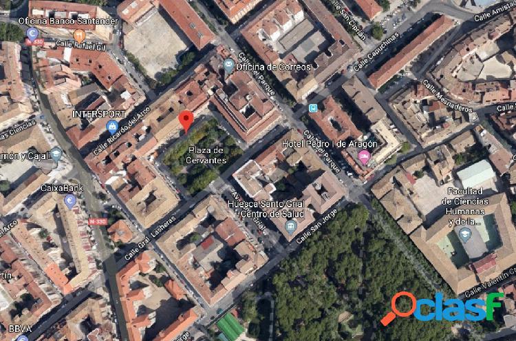 Plazas de alquiler en plaza cervantes
