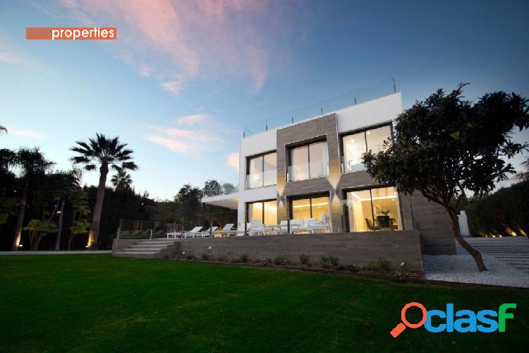 Villa moderna en nueva andalucia, marbella,malaga