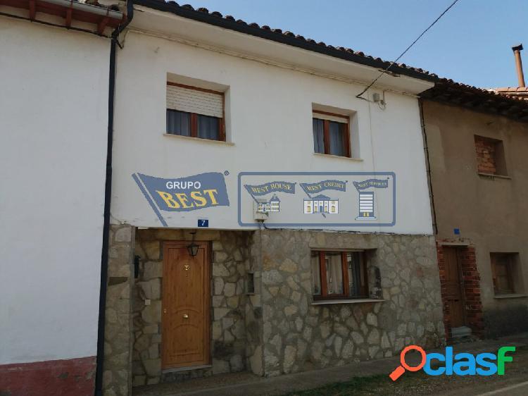 Casa de pueblo en fontún de la tercia (ayto. de villamanín) a 48 km. de león.