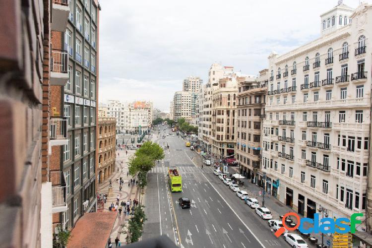 Espectacular ubicación de vivienda en el centro de valencia