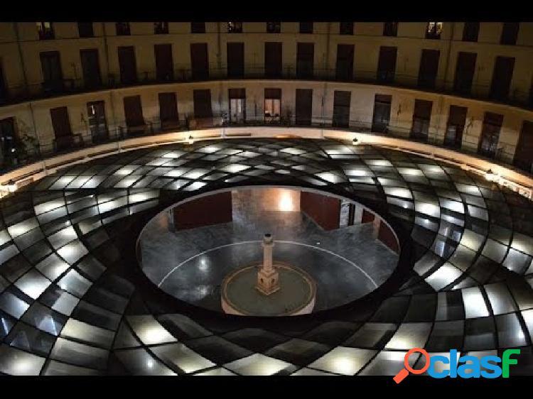 Maravilloso piso junto plaza de la reina (valencia).