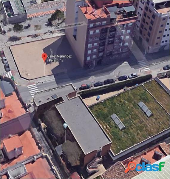 Venta solar residencial manises
