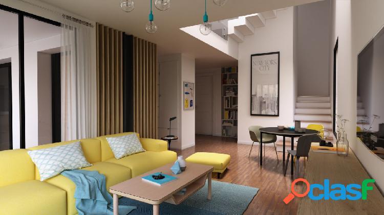 Espectacular promoción de tres viviendas en proyecto en una de las mejores zonas de Granada