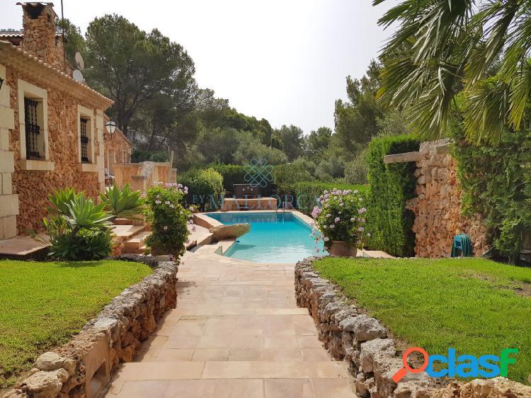 Preciosa villa en costa de los pinos con licencia de alquiler vacacional