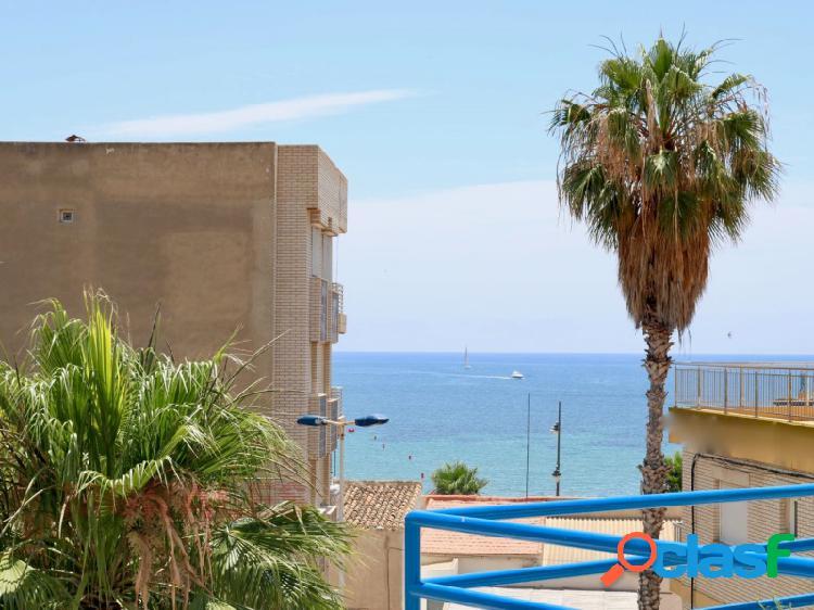 Apartamento en planta baja a 80 metros de la playa ref. 970
