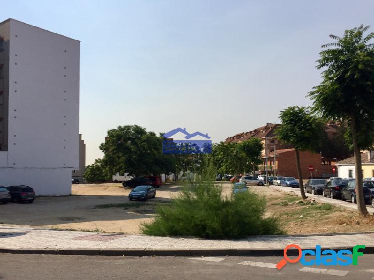 Solar centro urbano próximo barrio de la estación