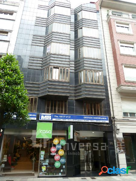 Oficina en el centro de Oviedo a escasos metros de la calle Uría