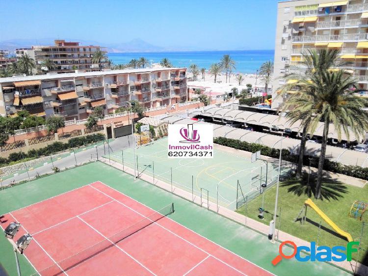 Excelente apartamento en san juan playa, 120m2 de superficie, urbanización completa 416.000€
