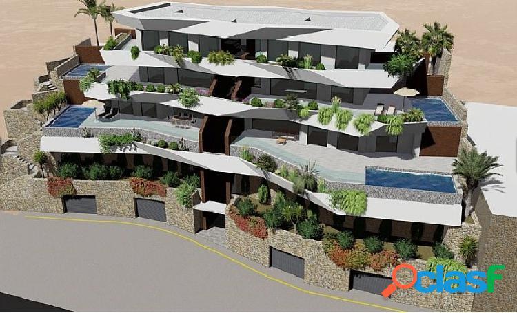 Apartamentos de lujo en benidorm playa poniente