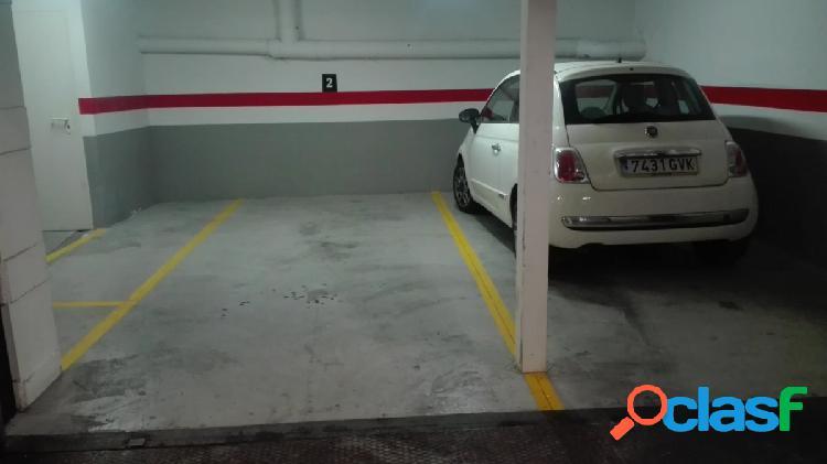 Ya es posible aparcar en el centro!!