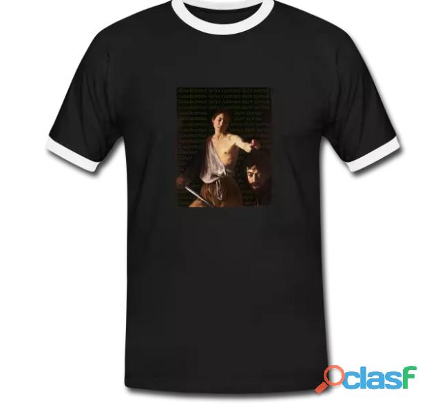 Camiseta contraste Caravaggio