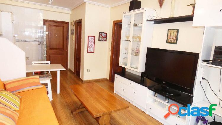 Apartamento ático 1 dormitorio, con gran terraza