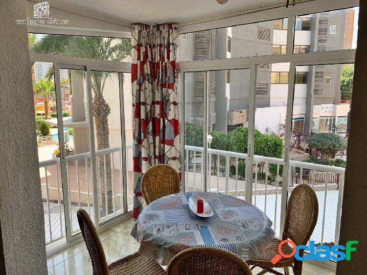 Zona levante, apartamento reformado a 300 mts de la playa.