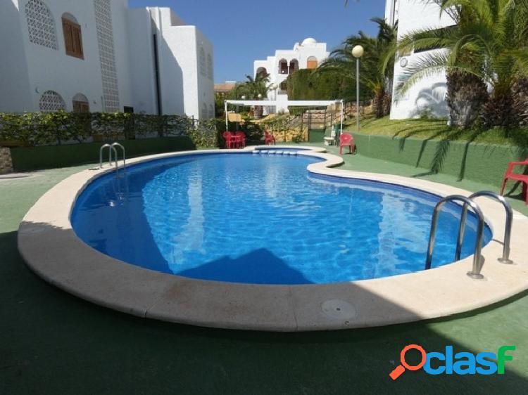 Coqueto apartamento reformado con piscina comunitaria!! 1