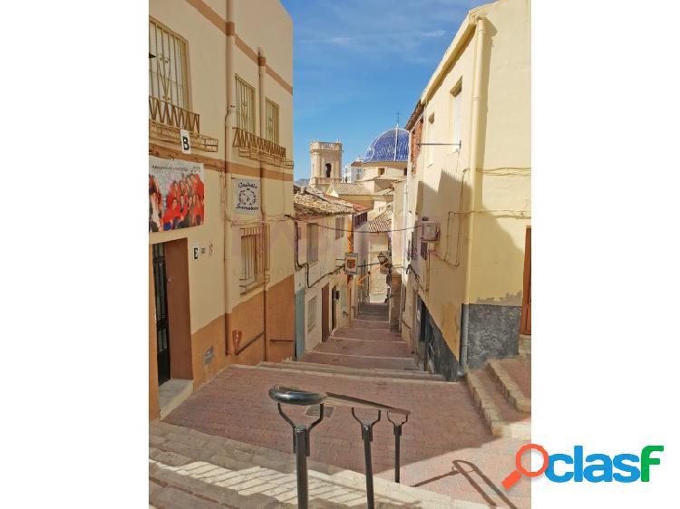 Solar petrer, zona ayuntamiento/ iglesia san bartolome precio 18.000 euros.