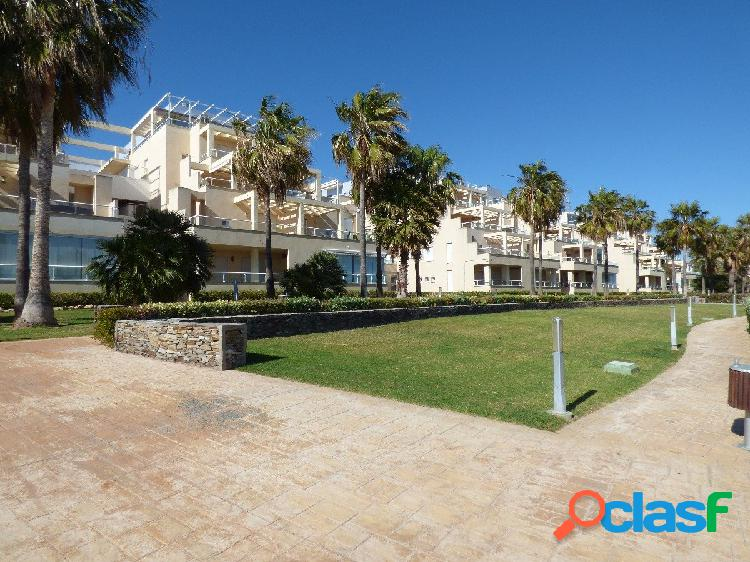 Apartamento en 1ª línea en de playa - zona almerimar