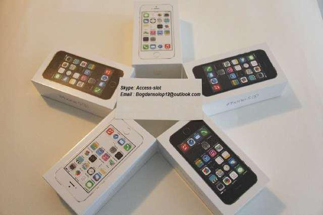 Apple iphone 5s 16gb & samsung galaxy s4 en barcelona
