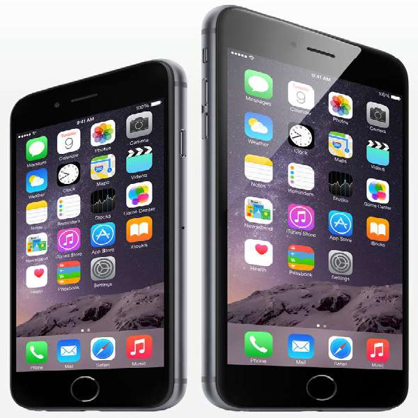 Apple iphone 6 plus, 6, 5s paypal y transferencia bancaria
