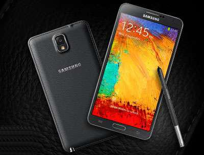 Samsung galaxy note 3 color negro y blanco con todos los