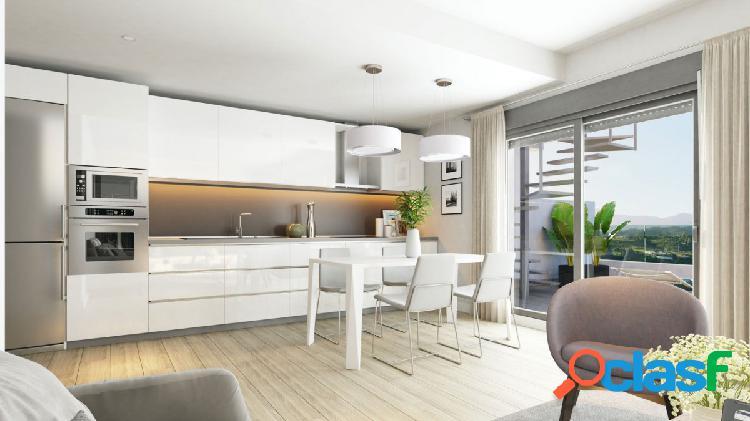 Fantasticas viviendas de 2 y 3 dromitorios en un residencial moderno ya a tu alcance en estepona