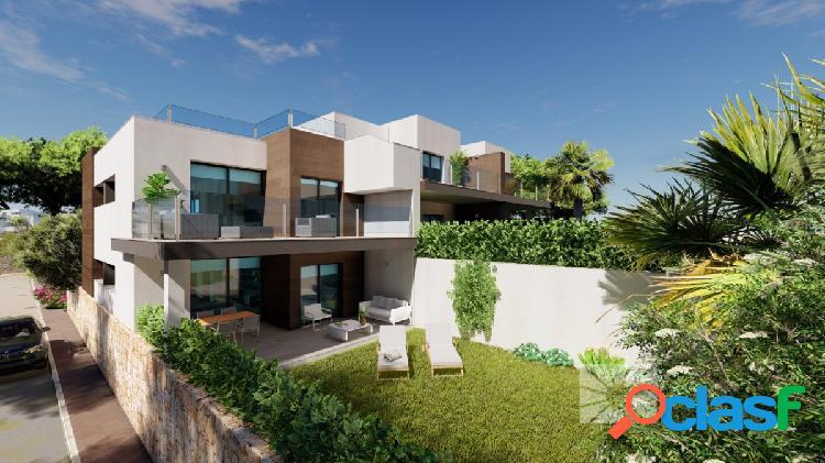 Venta- obra nueva- bungalow planta baja / planta alta- 2 dormitorios- 2 baños- 132 m2- terraza