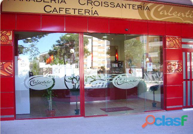 Se traspasa cafetería panadería en san vicente del raspeig, alicante.