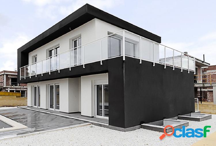 Chalet mod. mies con parcela independiente de 3 dormitorios con calidades a elegir.