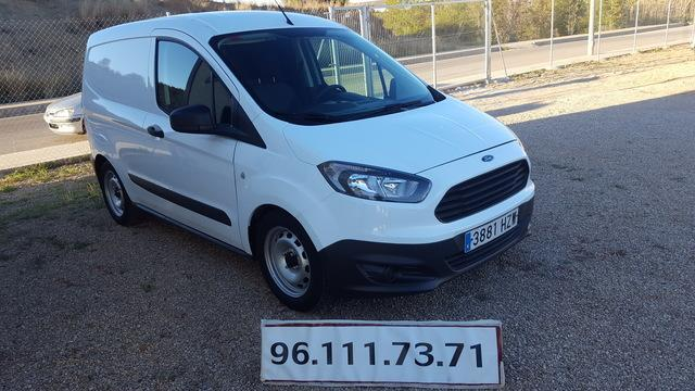 Ford courier 1. 5 tdci.