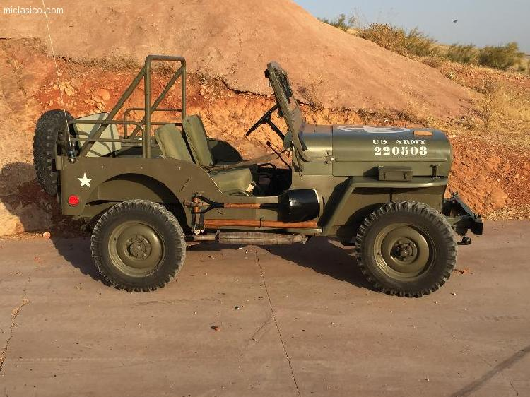 Jeep WILLYS VIASA