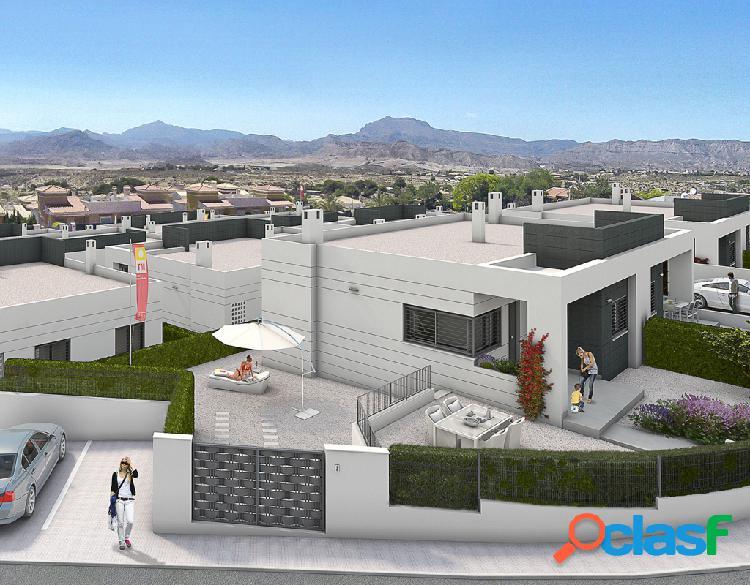 Estas nuevas y modernas villas 1