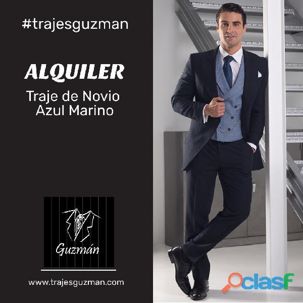 Alquiler de trajes de novio Trajes Guzmán 1