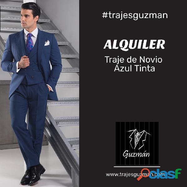 Alquiler de trajes de novio Trajes Guzmán 2
