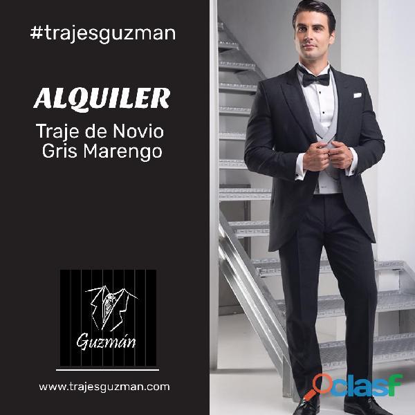 Alquiler de trajes de novio Trajes Guzmán 4