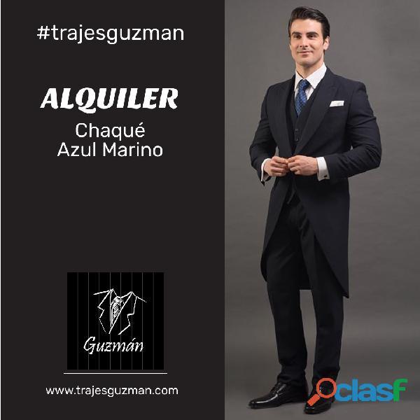 Alquiler de trajes de novio Trajes Guzmán 5