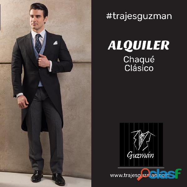 Alquiler de trajes de novio Trajes Guzmán 6