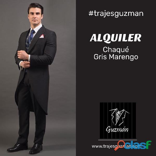 Alquiler de trajes de novio Trajes Guzmán 8