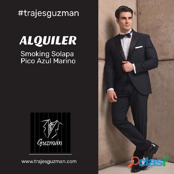 Alquiler de trajes de novio Trajes Guzmán 9