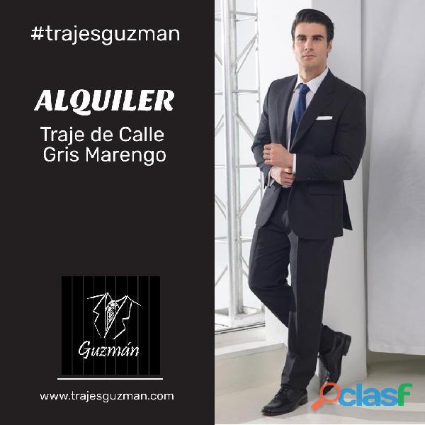 Alquiler de trajes de novio Trajes Guzmán 11