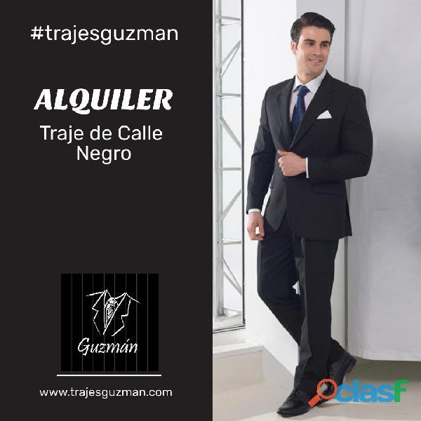 Alquiler de trajes de novio Trajes Guzmán 12