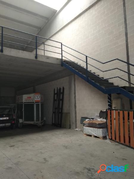 Nave industrial alquiler, Vicolozano 2