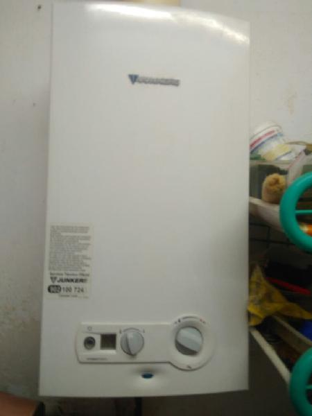 Termo gas natural junkers 11l