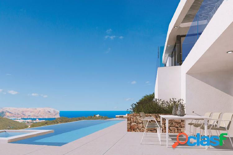 Villa de lujo de nueva construcción en venta en jávea villas del vent gv3067a