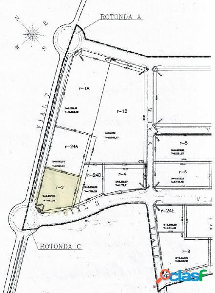 Terreno urbano para uso terciario dotacional en polígono fondonet - novelda (alicante)