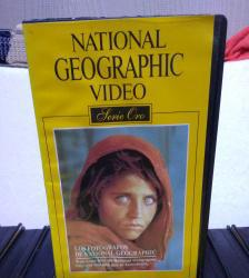 National geographic video (50 vhs)